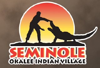 Seminole Okalee Indian Village