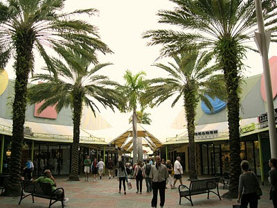 The OasisSawgrass Mills Outlet Mall