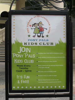 Gulfstream Pony Pals Kids Club