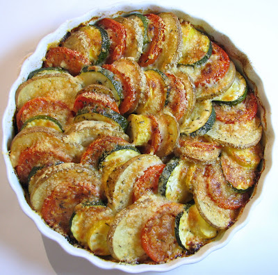 Vegetable Tian | For the Love of Cooking