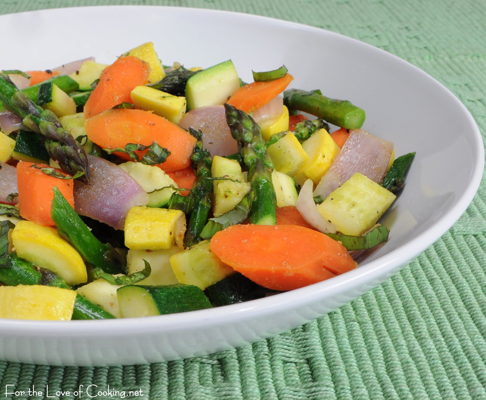 Martha's Vegetable Saute Recipes — Dishmaps