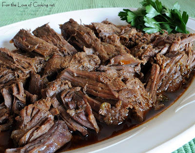 Southwestern Pot Roast