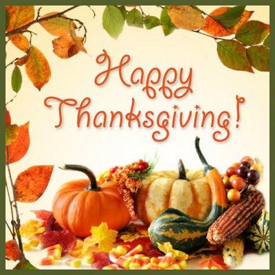 happy thanksgiving my friend