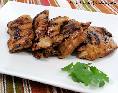 Garlic-Ginger Chicken