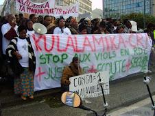 Marche silencieuse du 26/11/2007 à Bruxelles