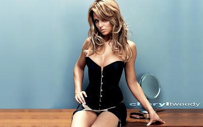 super sexy babe Cheryl Cole Tweedy