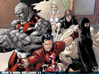 New X-Men: Hellions #1 1280x960