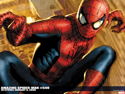 Amazing Spider Man wallpaper 1280x960