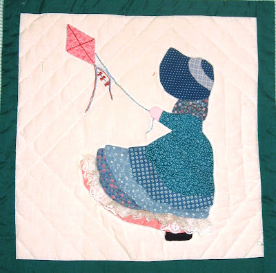 Free Sunbonnet Sue Patterns