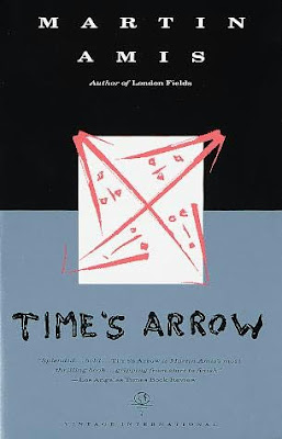 a literary analysis of times arrow by martin amis Anti-dad adam mars-jones  there are times when a satirist has his cards handed to him by a single event  it's by martin amis.