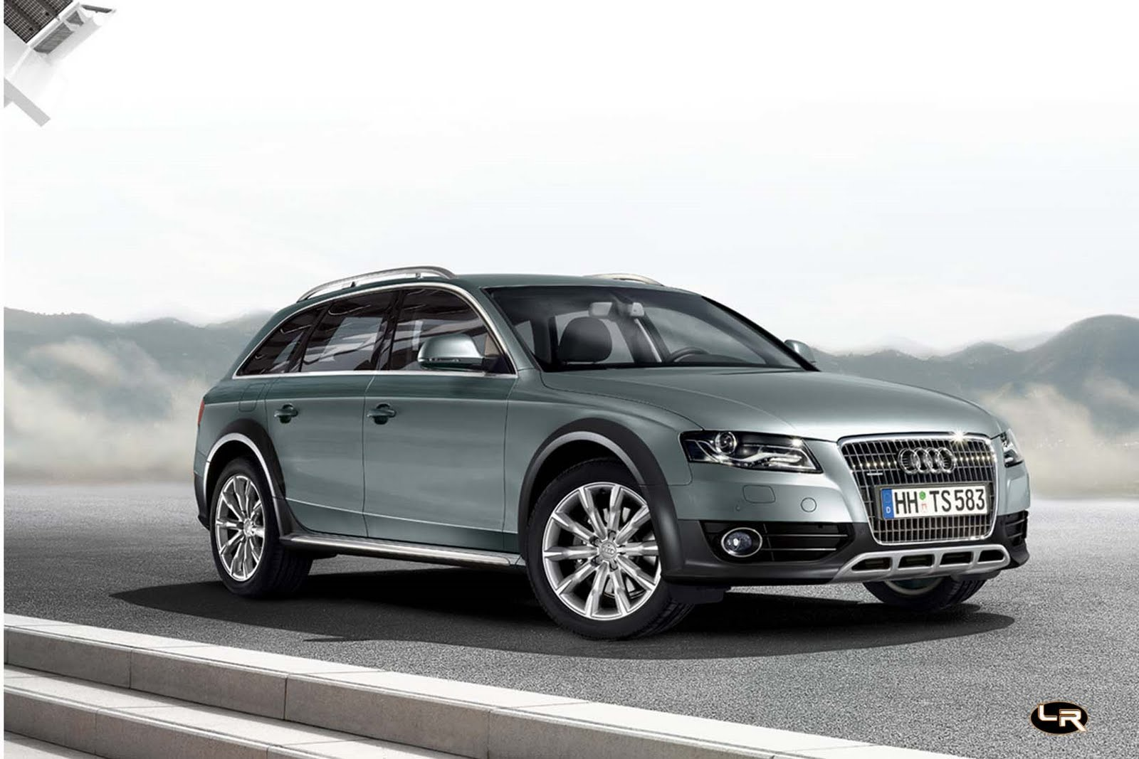 cars photos wallpapers 2009 audi a4 allroad photos and wallpapers. Black Bedroom Furniture Sets. Home Design Ideas