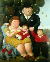 FAMILIA  por Fernando Botero