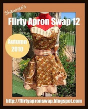 Fall Apron Swap