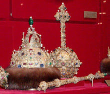 Regalia of the Tsar' of All the Russias