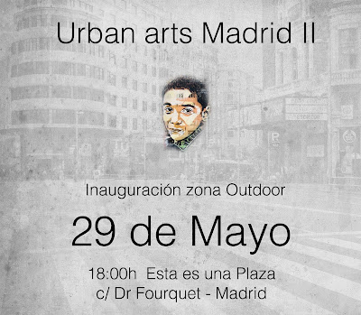 urban arts madrid