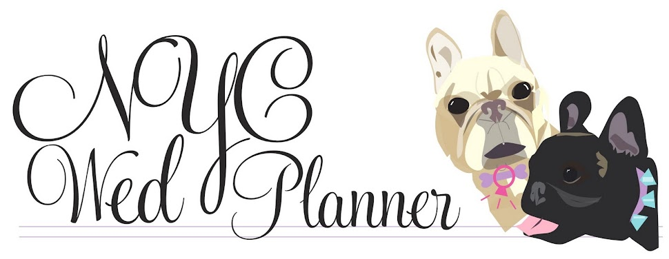 NYCWEDPLANNER ~ Real Wedding Planning Advice for Real Couples