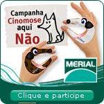 Cuide de seu cão - Cinomose não!