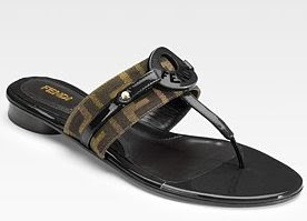 fendi+%24450.00 Swa Rai' Fashion Blog: Our Flip Flop Favorites