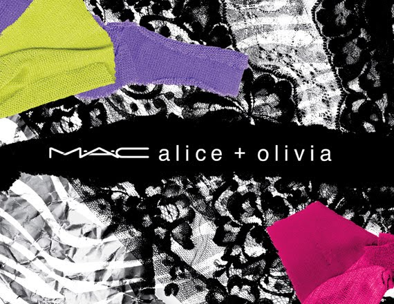 mac x alice and olivia Swa Rai Fashion & Lifestyle Blog: MAC Alice + Olivia Collection