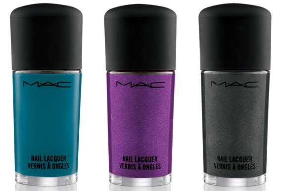 mac x alice and olivia nail lacquer Swa Rai Fashion & Lifestyle Blog: MAC Alice + Olivia Collection