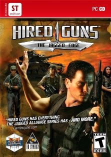Download   Hired Guns The Jagged Edge [PC game]