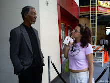 frente a Morgan Freeman