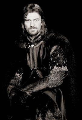 Sean Bean as Eddard Stark