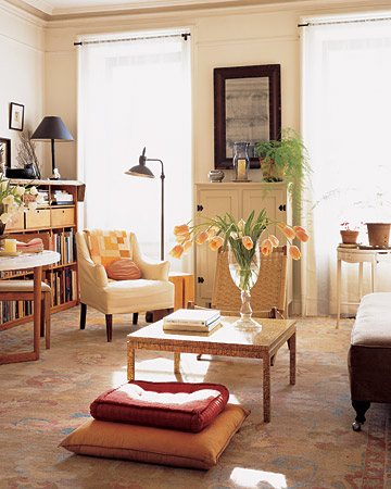 Martha Stewart Living Rooms