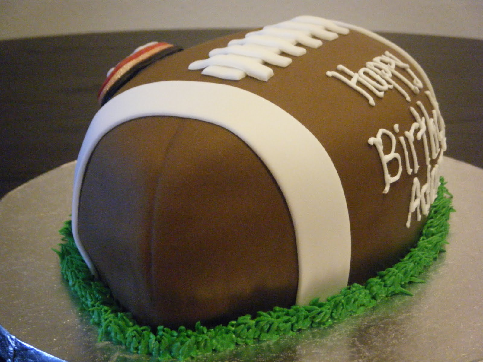 Cakessica Football Cake 49ers
