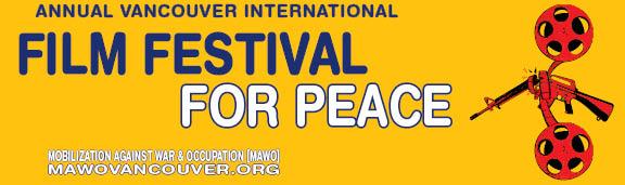 Vancouver International Film Festival For Peace