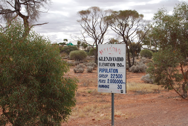 WELCOME TO GLENDAMBO