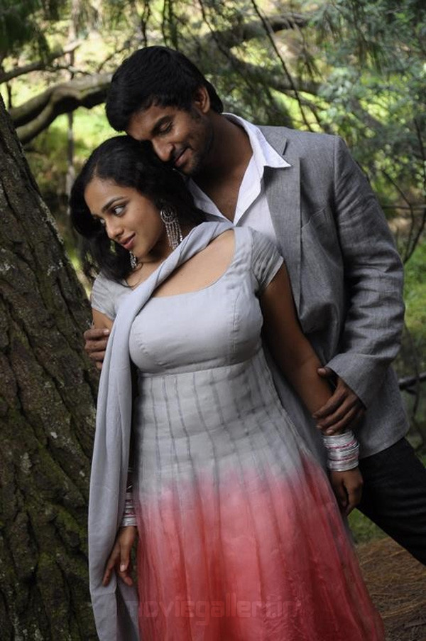 Nithya Menon Veppam Movie Hot Stills