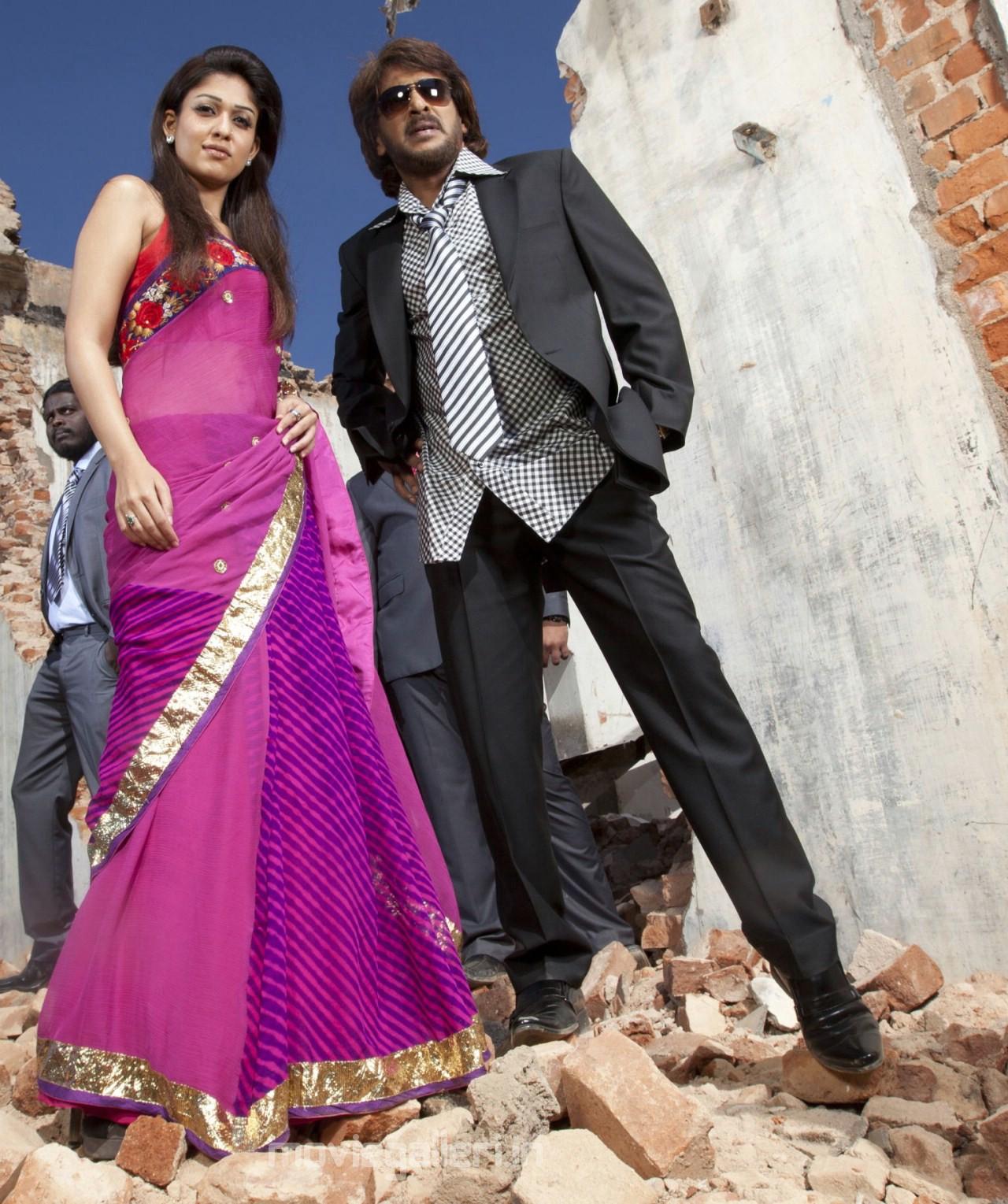nayanthara  upendra   super movie stills  photo gallery