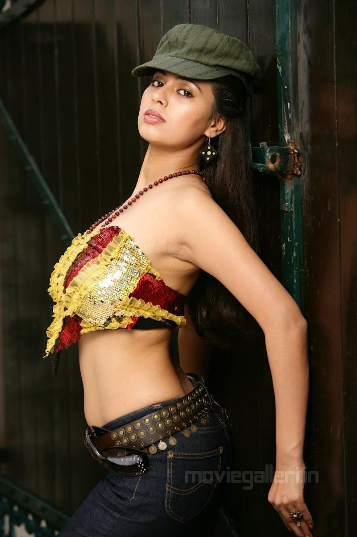 Tejashree Latest Hot Photos