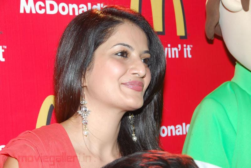 Actress Ruthika  McDonalds Hyderabad Cartoon Carnival Stills hot images