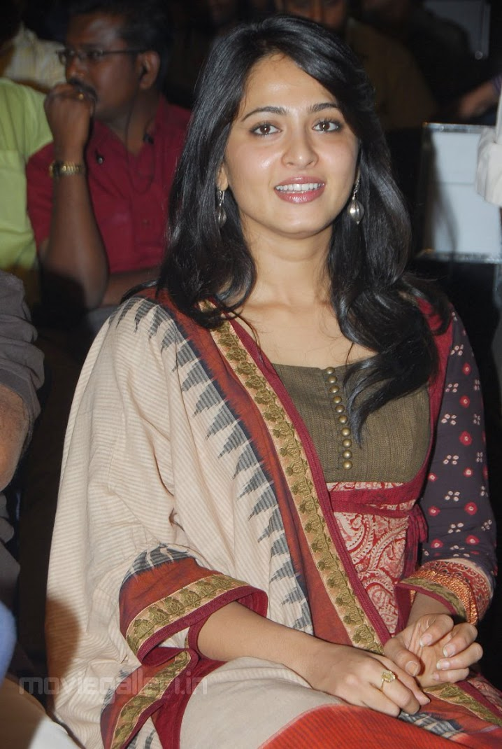 Anushka Shetty at Maa Movies Channel Launch