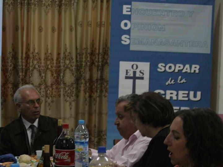 SOPAR CREU MARINERA 2007