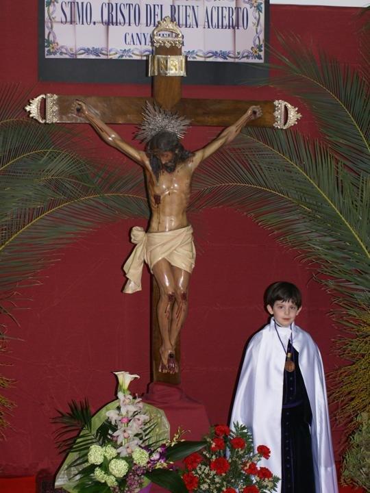 LOS CRISTOS CRUCIFICADOS SON MUY VENERADOS EN LAS PARROQUIAS DEL CABAÑAL, CAÑAMELAR Y GRAO
