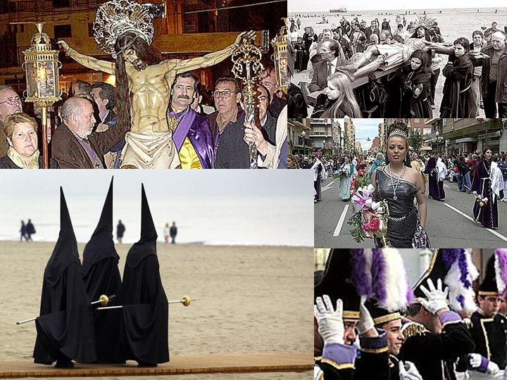 SEMANA SANTA MARINERA