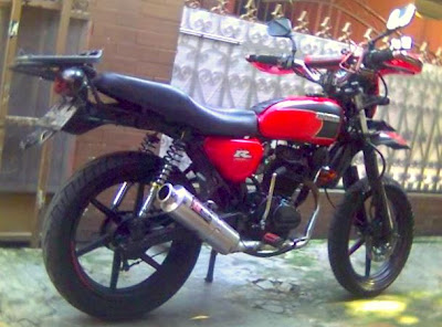 Motorcycle Club Indonesia on Motorcycles Modification  Motorcycle News  Pictures And Specification