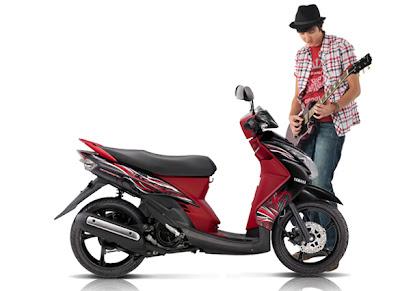 Modifikasi Lampu Motor Yamaha Soul Gt