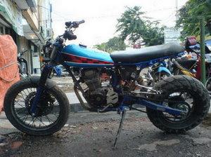 Modif Yamaha Dt100