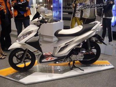 Image Suzuki Skydrive Modifikasi