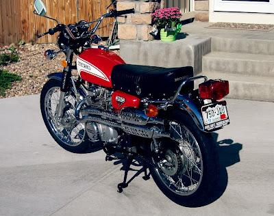 1973 Honda CL 350 Scrambler Pictures · Honda CL 350 Scrambler 1973