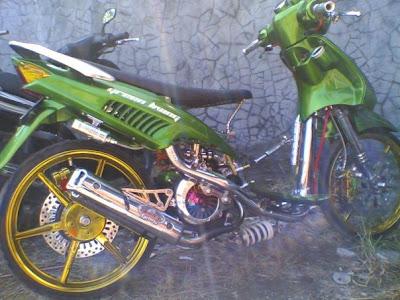 Gambar Modifikasi Yamaha Mio Soul Gambar Modifikasi Yamaha Mio Fino