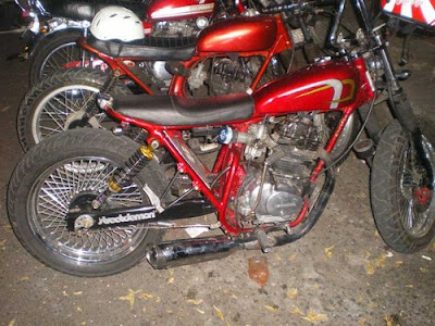 used motor Modif Honda CB 100cc, cb 125cc, cb175cc, cb 200cc