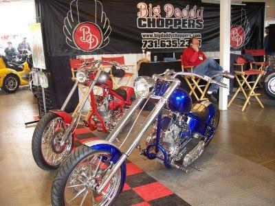 US Harley-Davidson Chopper Modif