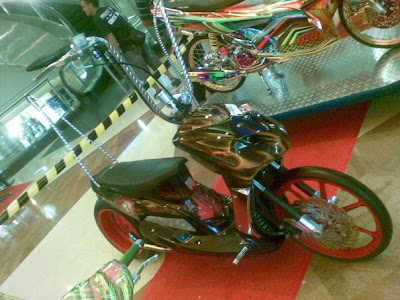 2010 modif drag mio for contest show