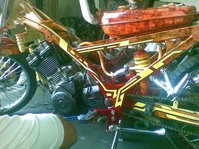 2010 Modif Suzuki Satria FU