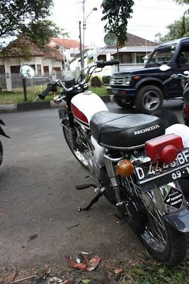 Honda CB 100 1973   Classic Original For Sale   Classic and
